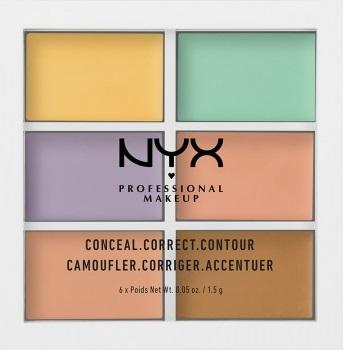 NYX makeup za dnevno in nočno ličenje