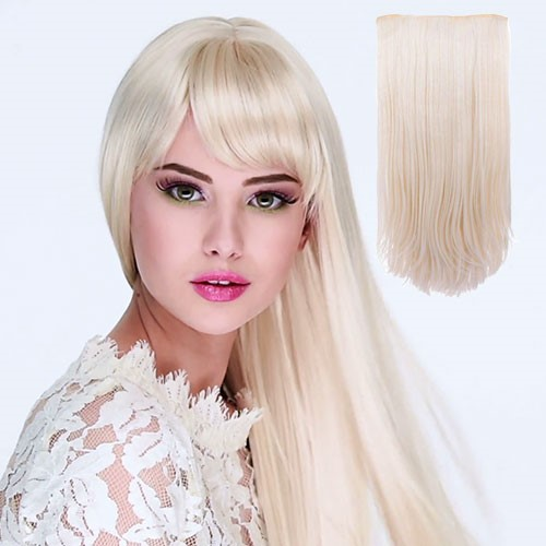 Podaljški za lase različnih vrst