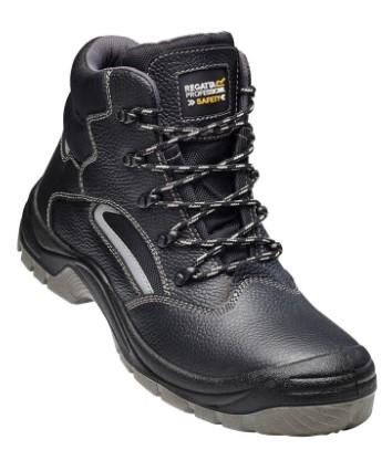 Kvalitetni delovni čevlji preprečujejo padce in zdrse